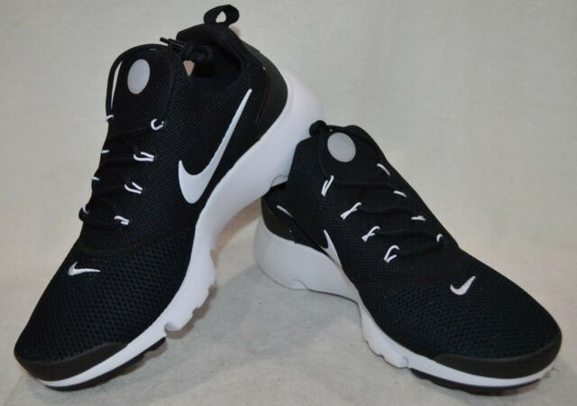 Nike Presto Fly Black White Men s Sneakers - Assorted Sizes NWB 908019-002 6fced0330835