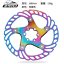 MTB Bike 180//203mm Disc Heat dissipation Brake Rotor Down hill bike Brake pad