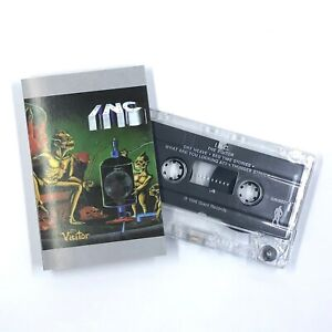 INDESTRUCTIBLE NOISE COMMAND The Visitor Cassette Tape 1988 Thrash Metal Rare
