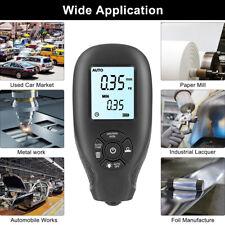 Hw 300 Coating Thickness Gauge For Car Digital Paint Meter Manual Measuring Lcd