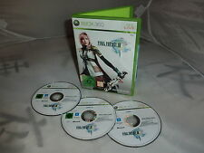 Final Fantasy XIII 13 (XBOX 360) Erstauflage, 3 Discs, SquareEnix