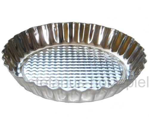 Tortelettform Backform Ø 12cm Obstkuchen-Form Obstkuchenform Kinderküche 530416