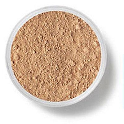 Pure Minerals Foundation,bare, SPF 15 Fairly Medium Original Full Coverage 8gr