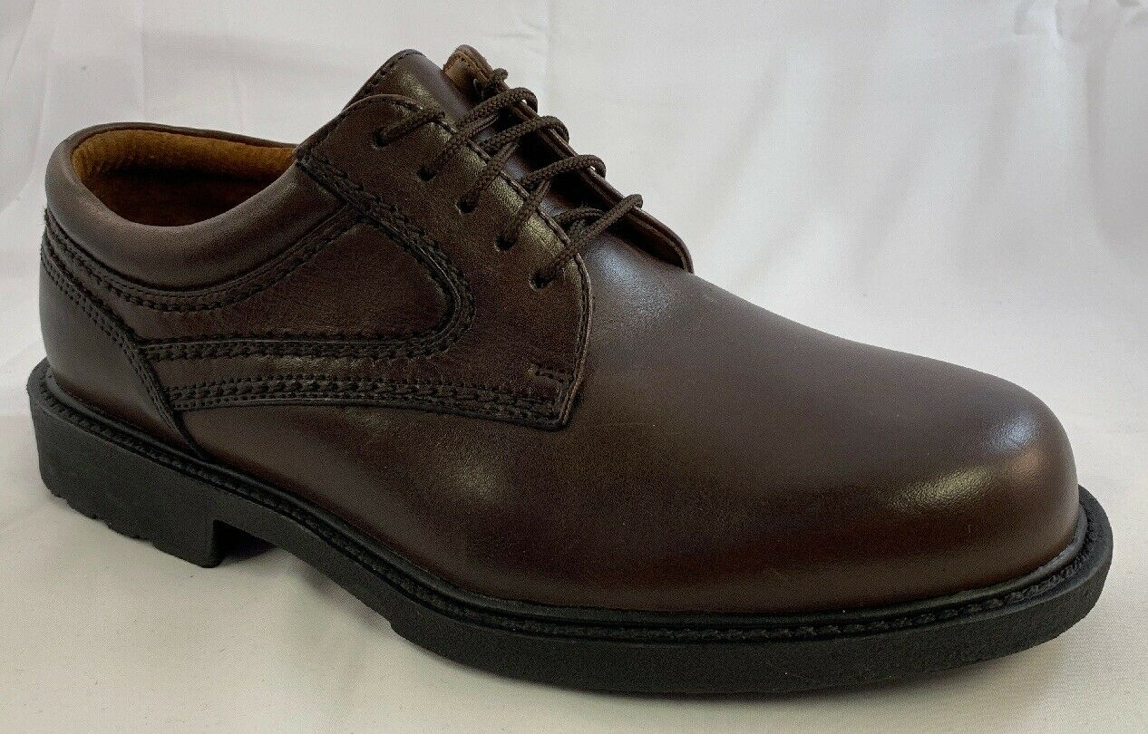 Hush Puppies Bryant 15084 Mens Dress shoes Size 8 Extra Wide