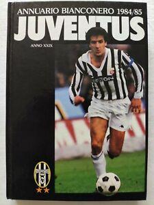 ANNUARIO-BIANCONERO-JUVENTUS-1984-1985-84-85-VITTORIA-COPPA-DEI-CAMPIONI-SCIREA