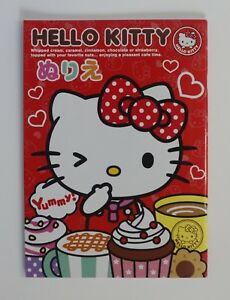 Hello-Kitty-Cahier-de-Coloriage-Coloring-Book