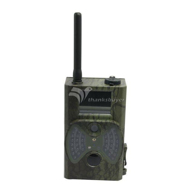 SunTek HC-300M 1080P 12MP 940NM MMS/GPRS Scouting Infrared Trail Hunting Camera