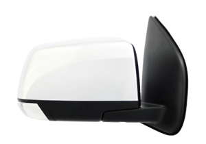 FOR ISUZU D-MAX 10/2016-on DOOR MIRROR CHROME  RIGHT HAND SIDE W/LAMP & FOLD