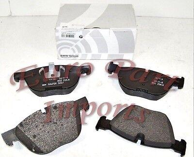 X6 MODELS OEM Germany Genuine OE BMW 34116852253 BMW FRONT BRAKE PADS X5