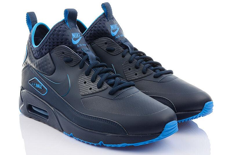 Nike Air Max 90 ULTRA Medio Winter SE Hombre EXLCUSIVE Zapatillas aa4423-400