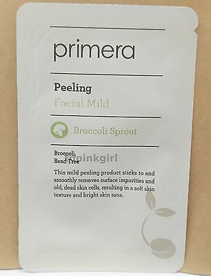 Primera Facial Mild Peeling 20pcs soft skin bright skin Amore Pacific remove