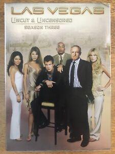 Las-Vegas-Season-Three-3-Uncut-amp-Uncensored-DVD