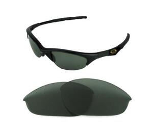 3fbc004557 NEW POLARIZED REPLACEMENT G15 LENS FOR OAKLEY HALF JACKET SUNGLASSES ...