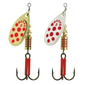 Mepps Comet Spinners and Spoons Lures ALL SIZES