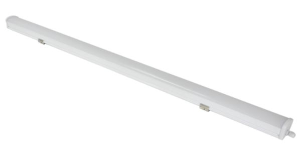 1.2m 36w Ip65 Bianco Naturale Led Batten Alloggiamento In Policarbonato & Coperchio Smerigliato
