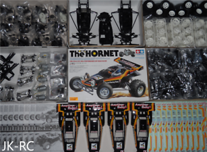 Choice Of New Genuine Tamiya Spare Parts For 'Tamiya Hornet 58336 57741' R C Car