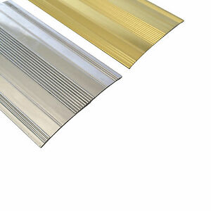 Delicieux Image Is Loading Extra Wide Cover Strip Carpet Metal Door Bar