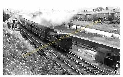 3 Kirkby Sutton in Ashfield Central Railway Station Photo GCR. Mansfield