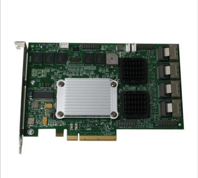 LSI MegaRAID SAS 84016e 16-port PCIe X8 RAID Controller W/ Battery Cable