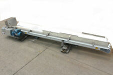 Flexlink Dual V Table Top Conveyor System 10 X 175 Sew Eurodrive Gear Motor