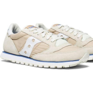 ea4f905e Details about Saucony Originals Women's Jazz Low Pro Running Shoe,  tan/White, 6 Medium US