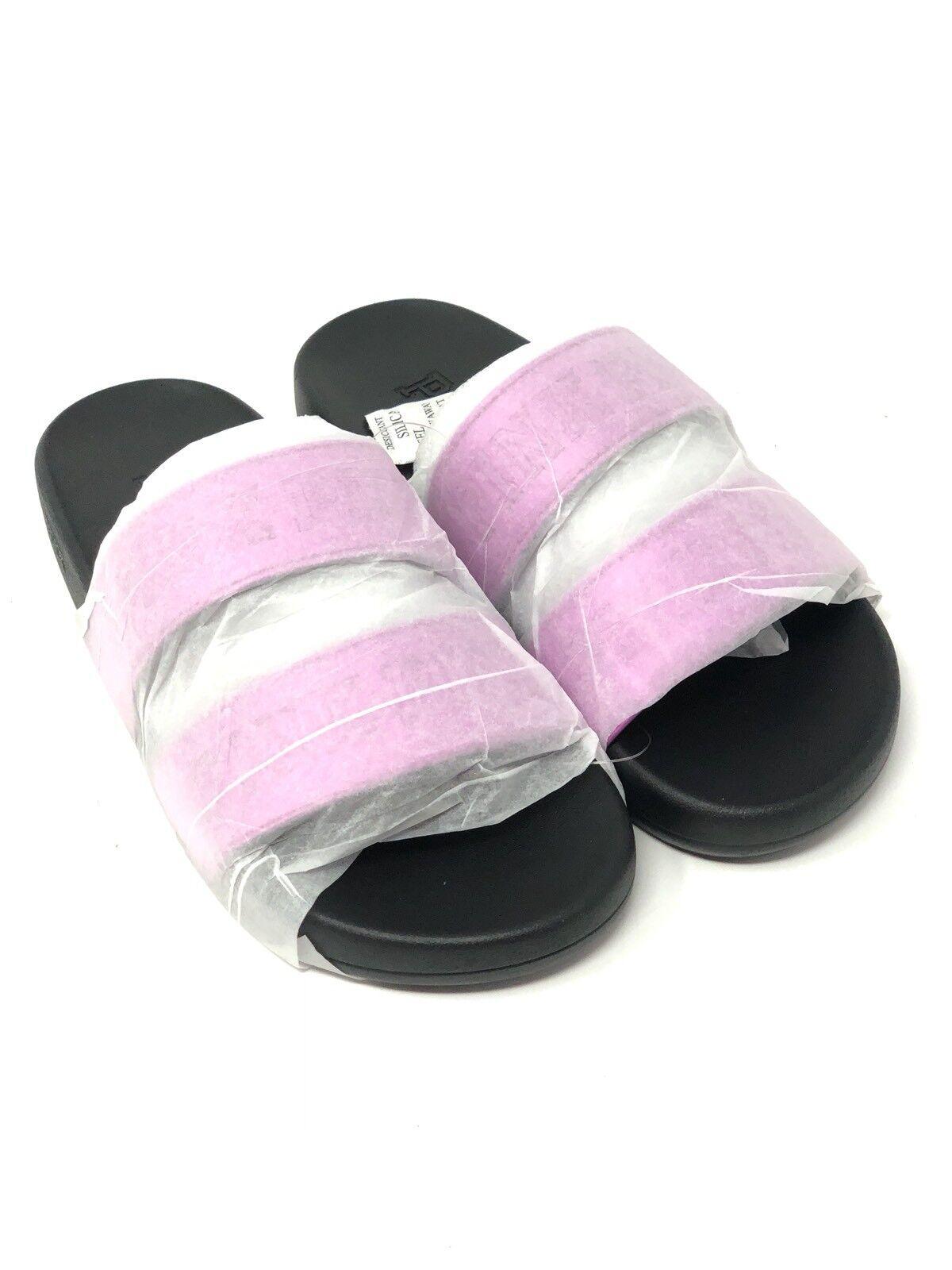 Secret Sandals Strap Sport Victorias Pink Slides Double Vs IDHW29E