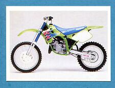 MOTO - Stickline - Figurina-Sticker n. 42 - KAWASAKI KX 125 -New