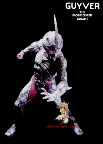 Movie Guyver The Dark Hero Mark Hamill ver 1//6 Figure Vinyl Model Kit 11inch