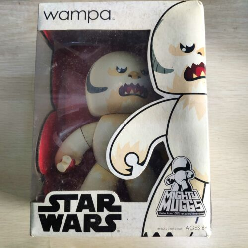"Mighty Muggs Star Wars-Wampa-Hasbro 6/"" Action Figure"