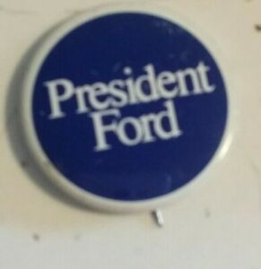 President Ford Political Pins