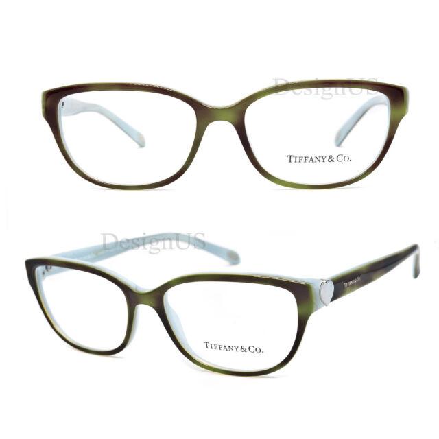 93894525548 Tiffany   Co. Tf2087-h 8164 Heart 52-16-140 Eyeglass Frames for sale ...