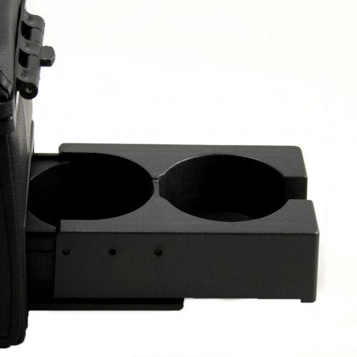 Apoyabrazos Consola Central para BMW Serie 1 3 5 7 E36 E46 E21 E30 Negro