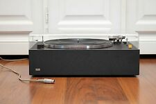 BRAUN PS500 High Fidelity Vintage Turntable Record Player Shure Phono Cartridge