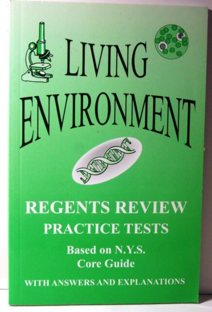 Living Environment Regents Review Practice Tests,Answers ...