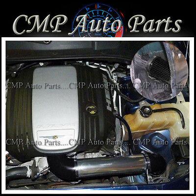 BLUE 2005-2010 CHRYSLER 300 5.7 5.7L 5.7L HEMI 6.1 6.1L SRT8 V8 COLD AIR INTAKE