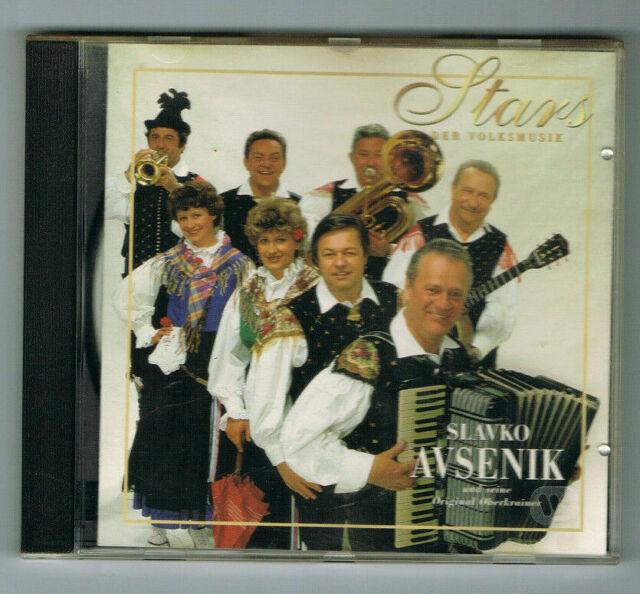 Stars der Volksmusik Slavko Avsenik und seine Original Oberkrainer