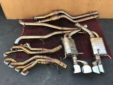 Ford Maverick 2.7 TD 74//92KW SWB 1993-1998 Pipe Silencer Exhaust System D36A