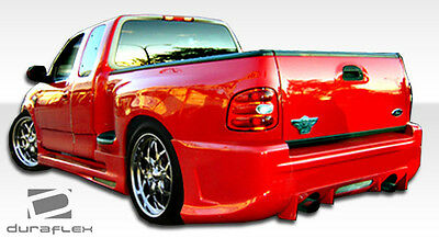 97-03 F-150 2DR Extended Cab Duraflex Platinum Side Skirts 4pc Body Kit 105690