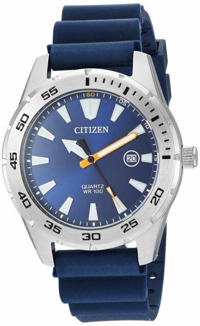 Citizen Men's BI1041-22L Quartz Casual Watch NEW
