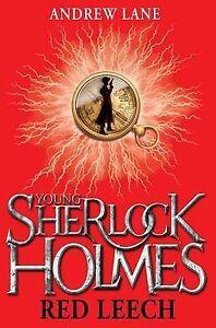 Red-Leech-Young-Sherlock-Holmes-Macmillan-Lane-Andrew-Acceptable-Fast-De