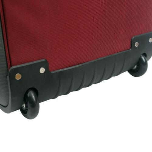 Léger Bagage à Roulettes Trolley Holdall valise sac de sport sac de voyage AR306