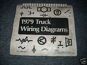 image is loading 1979-ford-f600-f700-f800-cab-trucks-wiring-