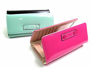 LADIES LARGE PURSE CREDIT CARD HOLDER WALLET CLUTCH BAG PARTY EVENING BOXED