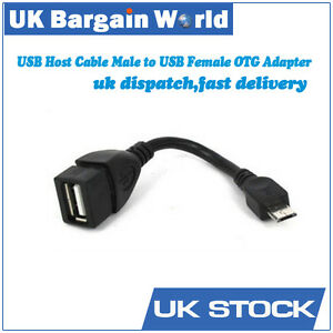 Micro-USB-Host-Cable-Male-to-USB-Female-OTG-Adapter-Android-Tablet-PC-Phones-New
