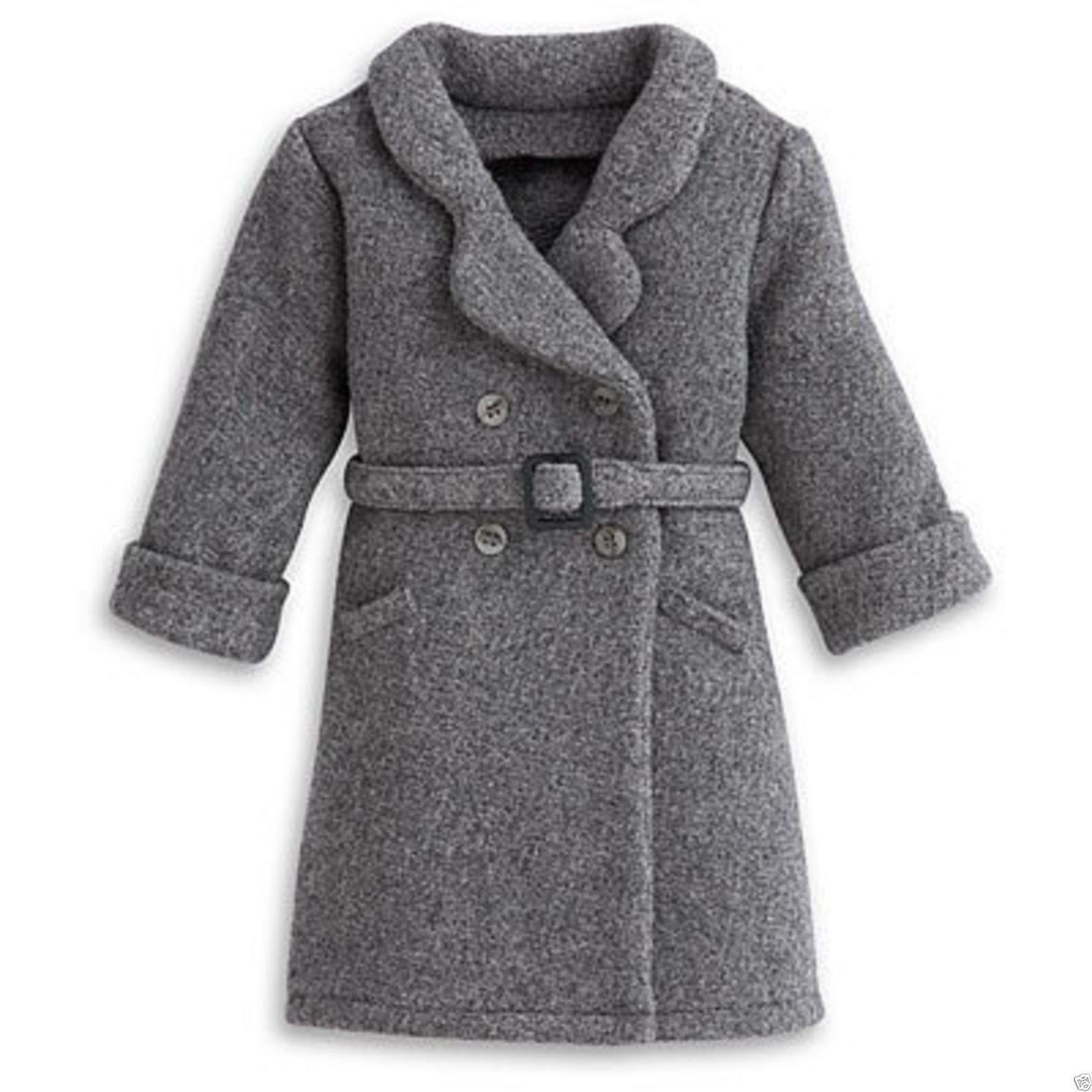 American Girl Doll Kit's Winter Coat NEW