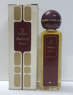 Vintage Audace Rochas eau de Cologne 116ml splash. | eBay