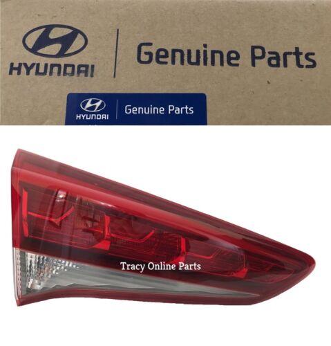 New Tucson 16-17-18 LED Tail Light Tail Lamp Left Driver Side Inner Trunk Mount