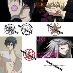Black Butler Sebastian And Ciel Cosplay