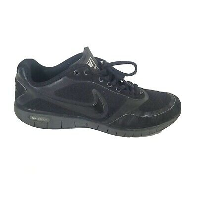 Jardines biología sólido  NIKE FREE XT EVERYDAY FIT BLACK 429844-002 WOMEN'S RUNNING SHOES 9 Great |  eBay