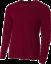 A4-Men-039-s-Moisture-Wicking-Tech-Long-Sleeve-Resistant-T-Shirt-N3165-UPF-44-UV thumbnail 10